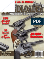 Rifle Sporting Magazine