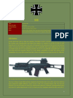 G36 WEAPON SYSTEM