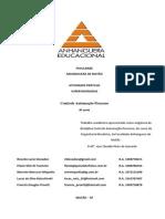 ATPS Controle Automacao Processo - Parte 1