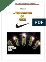 Marketing strategies of NIKE1.doc