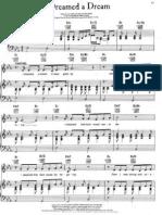 Andrew Lloyd Webber-I Dreamed a Dream-SheetMusicDownload