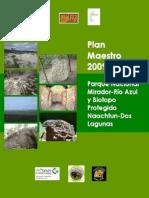 Plan Maestro Pnmra-bpndl