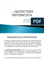 ARQUITECTURA_HISTORICISTA