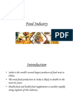 45323152 Food Industry Ppt