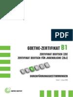 B1 ZD ZDj DurchfBestimm Kurz