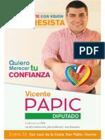 La ilusión de la libertad de prensa en Chile-Vicente Papic Arce
