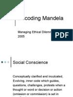 Decoding Mandela