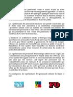 Déclaration CTPR Auvergne