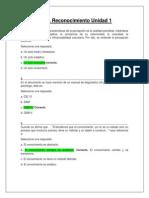Act 3. Reconocimiento Unidad 1 Procesos Cognocitivos Basicos 10 de 10