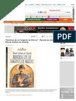 _Memórias de um Sargento de Milícias_ - Resumo da obra de Manuel Antônio de Almeida - Guia do Estudante