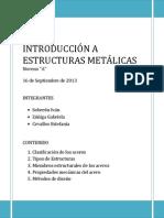 introduccion estructuras metalicas