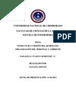 Organizacion de Quirofano