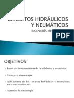CIRCUITOS HIDRÁULICOS Y NEUMÁTICOS