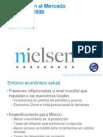 NIELSEN Cambios en el Consumidor Mexicano 2008