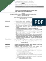 Sk Panitia Dan Pembagian Tugas