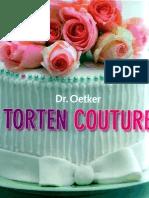 Torten Couture, Dr Oetker