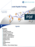 Oracle Apps Payables Training 8May