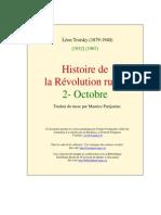 Histoire de la Révolution russe - Tome 2 - octobre.pdf