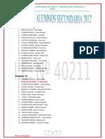 Alumnos+Secundaria+40211 2012 (1)