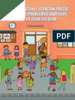 Dossier Prevencion- Atencion Precoz de Los Problemas Auditivos en Edad Escolar 2010