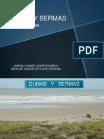 Dunas y Bermas