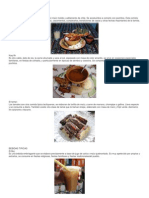 Album de Comidas, Bebidas, Productos Artesanales de Los Departamentos de Guatemala