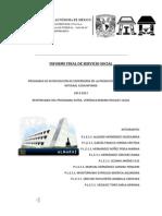 Informe Final de Servicio Social 2013 (2)