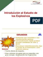 Semana 3. Introducción al estudio de Explosivos