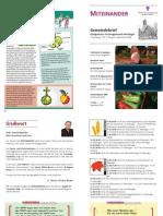 Miteinander Heft 3 (Aug - Nov 2009)