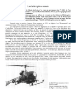 The story of the armed helicopter