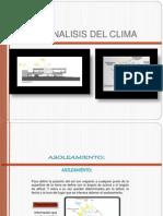 Analisis de Clima y Sitio .Ventura Zurita