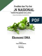 Soal Try Out Un 2012 Sma Ekonomi Paket 22