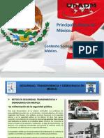 Prinipales Retos de Mexico