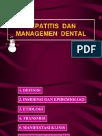 Hepatitis Dan Managemen Dental