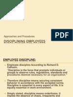 Disciplining Employees2