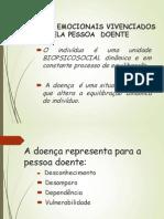 Fatores Emocionais Vivenciados Pela Pessoa Doente
