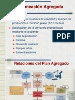 9. Planeación agregada