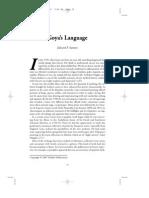 Goya Language