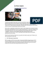 Sensor Sensor Pada Motor Injeksi