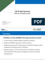 O&G Services - Jason Saw DMG Partners