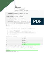 Autoevaluación unidad 1 introduccion seguridad publica