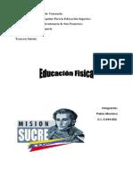 Educacion Fisica Pablo