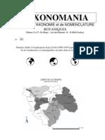 TAXONOMANIA 18