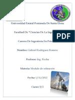 Gabirel Rodriguez - Analisis Termodinamico de Procesos de Refinacion