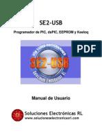Manual de Usuario SE2-USB