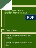 5.DRUGDEPENDENCE
