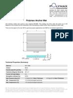 Polymax ANCHOR Mat