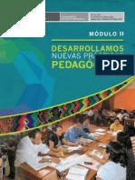 Modulo II Desarrollamos Nuevas Practicas Pedagogicas