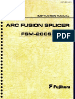 ARC Fusion Splicer