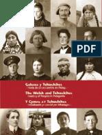 Galeses y Tehuelches Pueblo Tehuelche Texto Sergio Caviglia Med